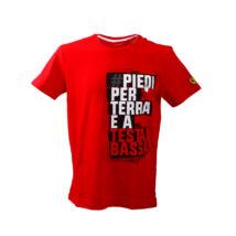 Ferrari póló - Grand Prix Winner piros