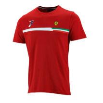 Ferrari póló - Kimi Raikkönen Fan