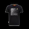 Kép 1/2 - Ferrari póló - Checkered Graphic fekete