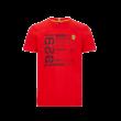 Ferrari szurkolói csomag - Lifestyle piros