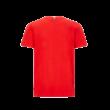 Ferrari póló - Infographic piros