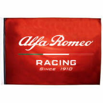 Alfa Romeo zászló - Team Logo