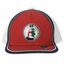 Alfa Romeo sapka - Driver Line Kimi Flatbrim