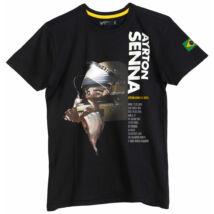 Senna póló - Records of the Champion