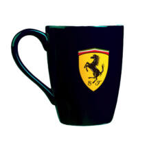 Ferrari bögre - Scudetto Lifestyle fekete