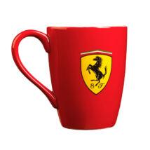 Ferrari bögre - Scudetto Lifestyle piros