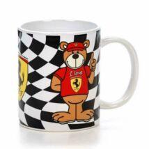 Ferrari bögre - Chequered Flag