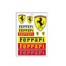 Ferrari matrica szett - Racing