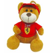 Ferrari plüss mackó - Tifosi Bear 30 cm