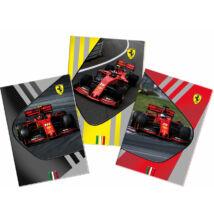 Ferrari füzet - F1 Car vonalas