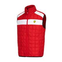 Ferrari mellény - Scudetto Duocolor piros