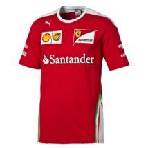 Ferrari gyerek póló - Team Line