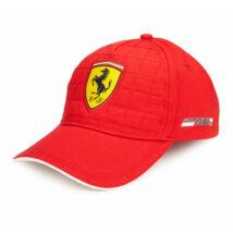 Ferrari sapka - Scudetto Quilt Stich piros
