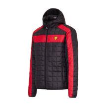 Ferrari kabát - Scudetto Winter Doucolor fekete