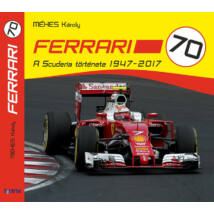 Ferrari könyv - Ferrari 70