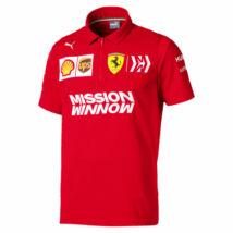 Ferrari galléros póló - Team