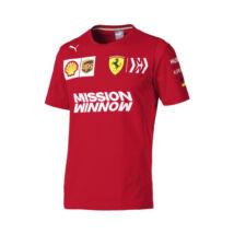 d8a8e2718f Hivatalos Ferrari rajongói termékek - Ferrari póló - Team, 17.990 Ft ...