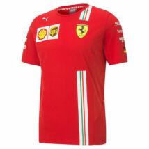 Ferrari póló - Team/Vettel