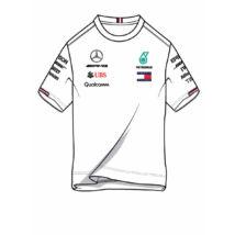 Mercedes AMG Petronas póló - Team White