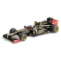 Lotus E20 - Kimi Raikkönen Winner 2012 Abu Dhabi GP