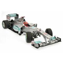 Mercedes GP W02 - M. Schumacher ''Team Edition''