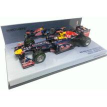 Red Bull RB8 - Sebastian Vettel Brazil 2012 World Champion