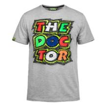 Rossi póló - Large The Doctor Graphic