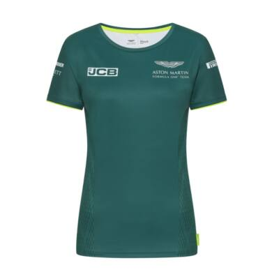 Aston Martin női póló - Team