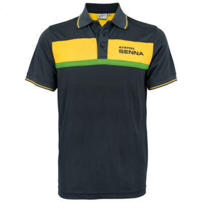 Senna galléros póló - Duocolor