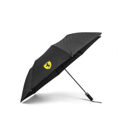Ferrari esernyő - Scudetto Dynamic Compact fekete