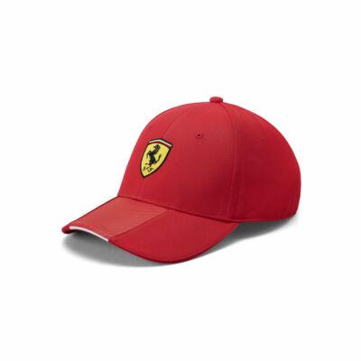 Ferrari sapka - Carbon Stripe piros