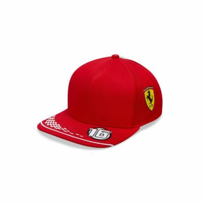 Ferrari gyerek sapka - Driver Charles Leclerc