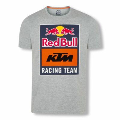 KTM póló - Team Logo szürke