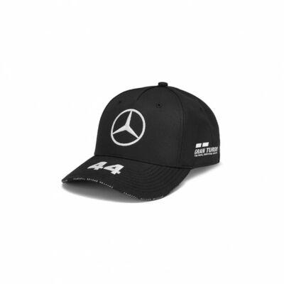Mercedes AMG Petronas sapka - Hamilton 44 Baseball Black