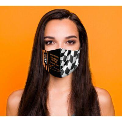 Rajongói maszk - Fan