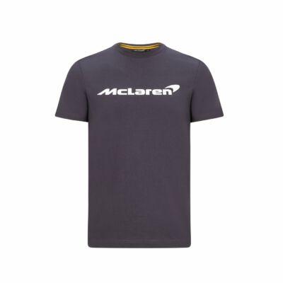 McLaren póló - Essential szürke