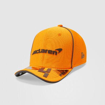 McLaren gyerek sapka - Driver Lando Norris narancssárga