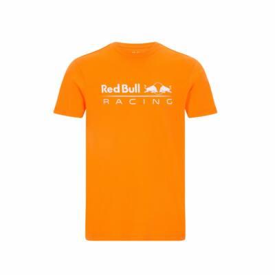 Red Bull Racing póló - Large Team Logo narancssárga