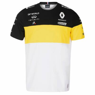 Renault F1 póló - Team White