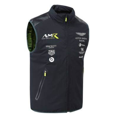 Aston Martin Racing mellény - Team