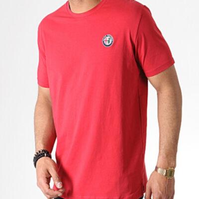 Alfa Romeo póló - Team Logo piros