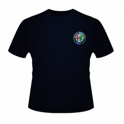 Alfa Romeo póló - Team Logo kék