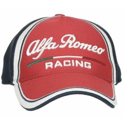 Alfa Romeo gyerek sapka - Team Baseball