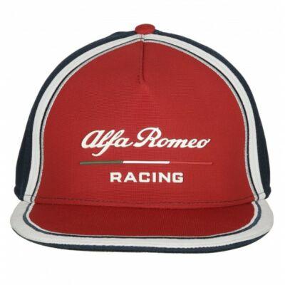 Alfa Romeo gyerek sapka - Team Flatbrim