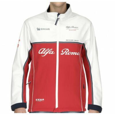 Alfa Romeo gyerek softshell kabát - Team