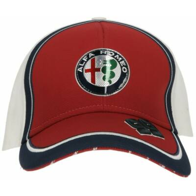 Alfa Romeo gyerek sapka - Driver Antonio Giovanazzi Baseball