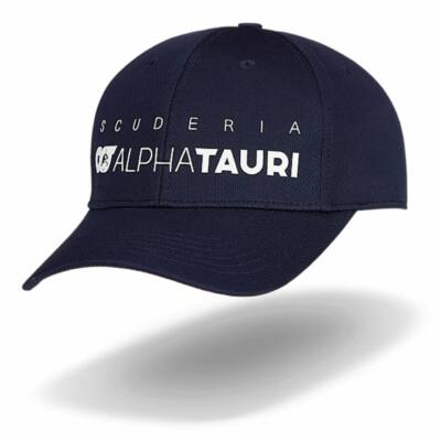 AlphaTauri sapka - Team kék