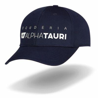 AlphaTauri sapka - Team Logo kék