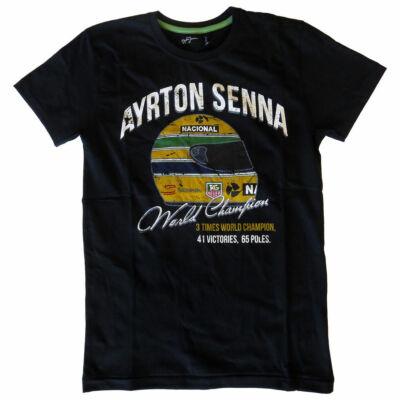 Senna póló - World Champion