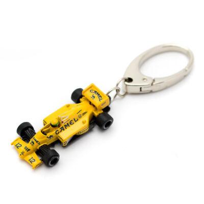 Senna kulcstartó - Lotus 99T